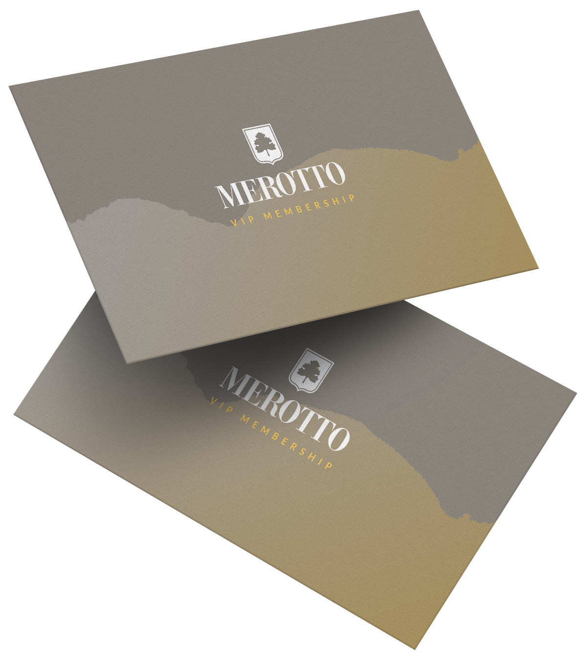 Merotto Wine Club - Free-Floating-Business-Card-Mockup